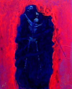 Acrylic, 20'' x 16''