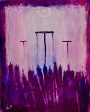 Acrylic, 14'' x 11''