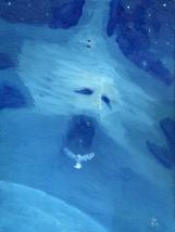 Perpetua, oil, 16'' x 11''