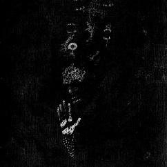 Under, ink, 12'' x 9''