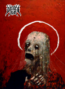His Bargain, acrylic, 3454 x 4587