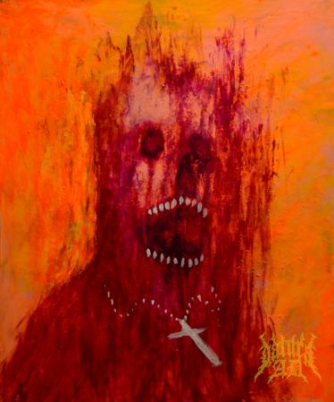 PRESENCES, acrylic, 3767 x 4477