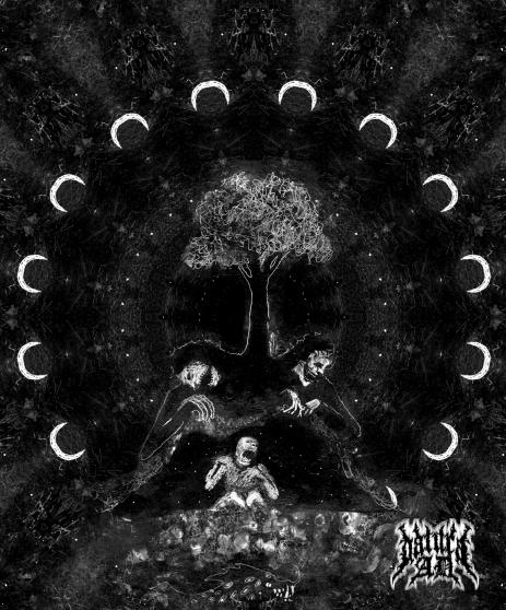The Cold Heaven Alternate, digital, 5443 x 6562