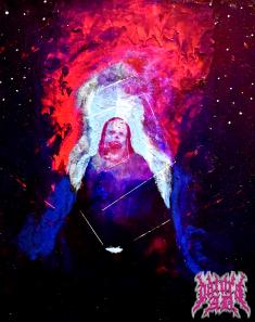 The Seer, acrylic, 20'' x 16''